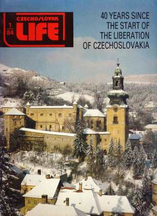 Scan Czech Life Front (Reis en documenten)